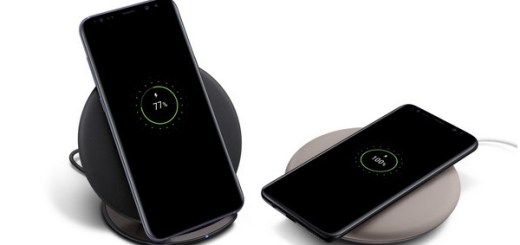Samsung Galaxy S8 draadloos opladen