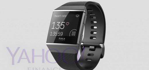 FitBit Smartwatch Higgs