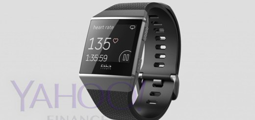 FitBit Smartwatch Higgs