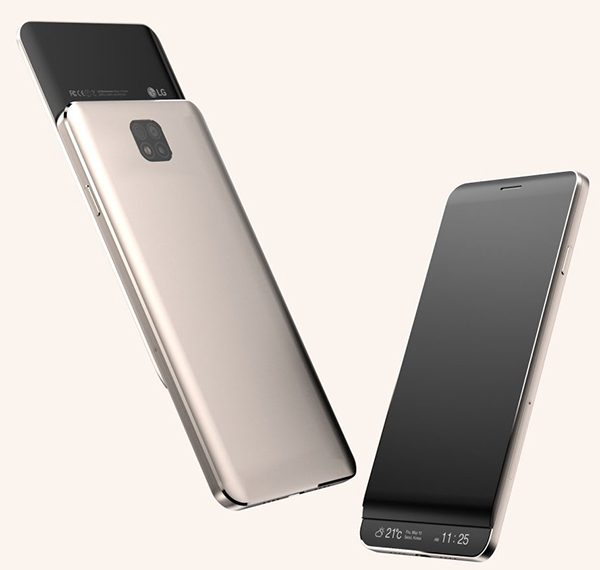 LG V30 prototype 2