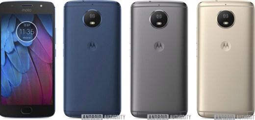 Motorola Mot G5S