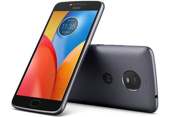 Motorola Moto E4 Plus zwart