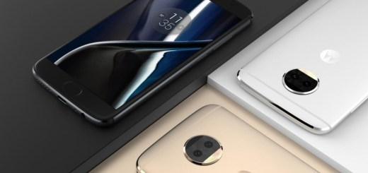 Motorola Moto GS5 Plus