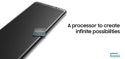 Samsung Galaxy Note 8 Exynos 8895