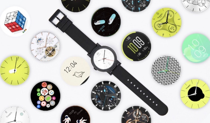 Ticwatch Android Wear