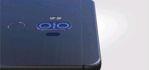Huawei Mate 10 render 3