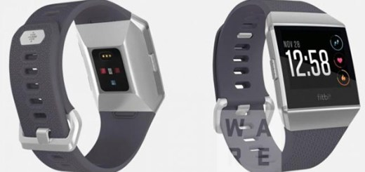 fitbit smartwatch infrarood