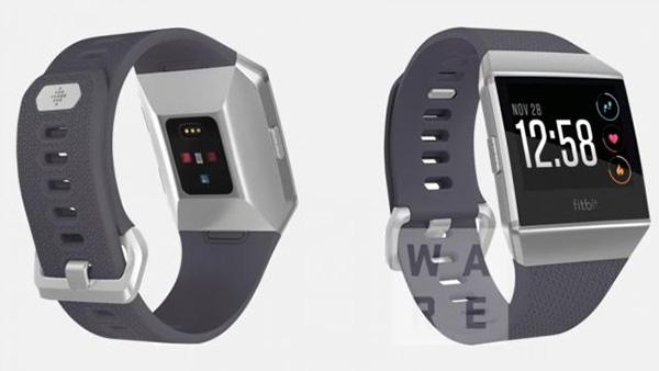 fitbit smartwatch infrarood