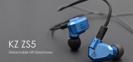 KZ-ZS5-Detachable-HiFi-Headset