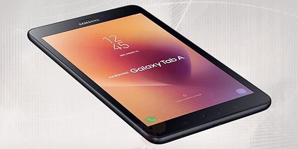 Samsung Galaxy Tab A2 S render