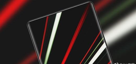 Xiaomi Mi Mix 2 render 1