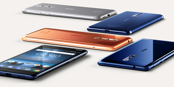 HMD Nokia 8