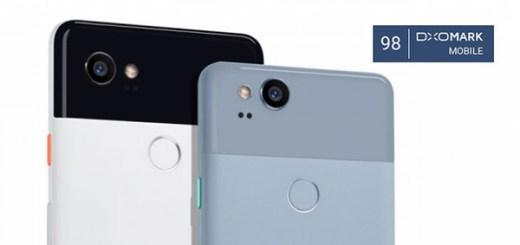 Pixel 2 camera DxOMark