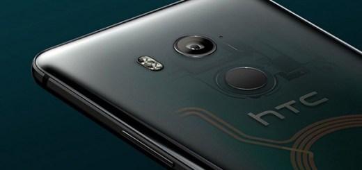HTC U11 Plus achterkant