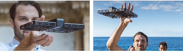Hover Camera Passport Pocket Drone 1