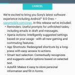 Sony Xperia X Performance Android 8.0