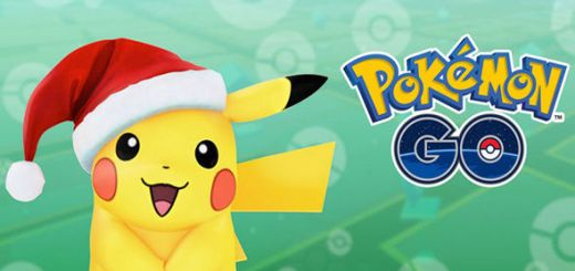 Pokemon-Go-kerst