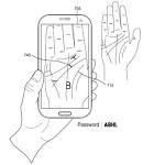 Samsung Patent Palm-Password