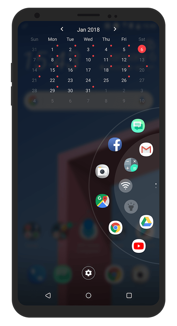 HTC Edge Launcher