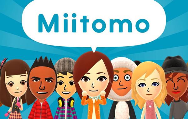 Miitomo-Nintendo