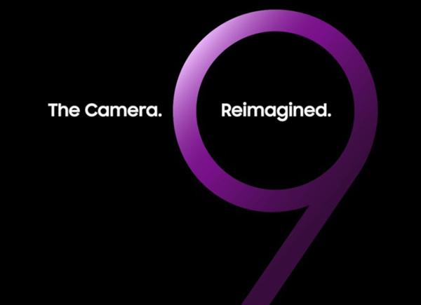 Samsung Galaxy S9 25 februari