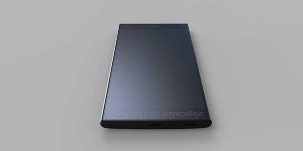Sony Xperia L2 render 2