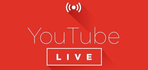 YouTube-livestream