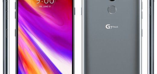 LG G7 ThinQ render