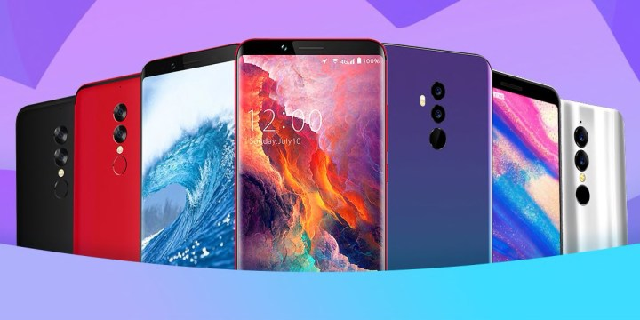 Umidigi-smartphones