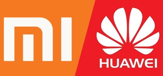 Xiaomi-Huawei