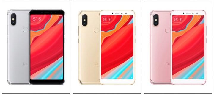 Xiaomi-Redmi-S2-kleuren