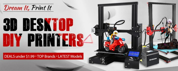 3D-printers-DIY