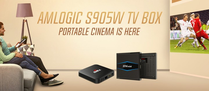 Amlogic-W95-TV-Box