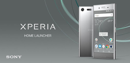 Xperia-Home-launcher