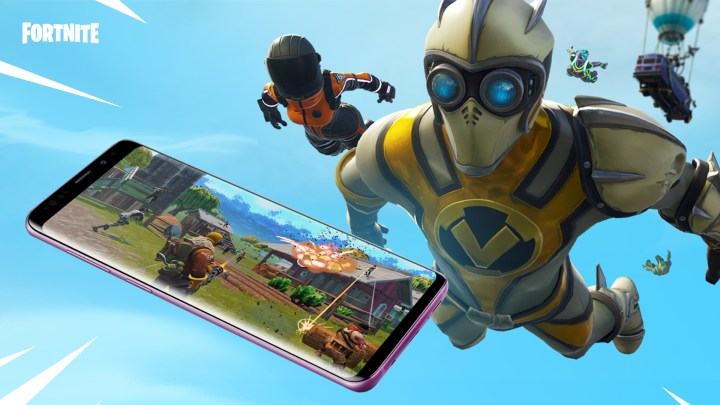 Fortnite-Android