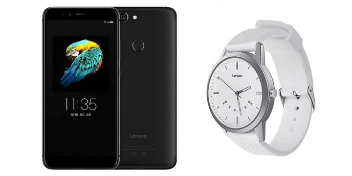 Lenovo-smartphone-smartwatch