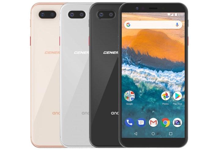 General-Mobile-GM9-Pro-kleuren