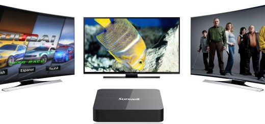 TV-Box-Sunvell-H3