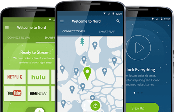 android-NordVPN