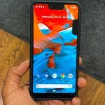 Google-Pixel-3-XL-tweede-notch