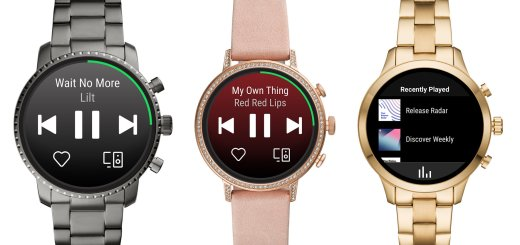 Spotify-Smart-Watch