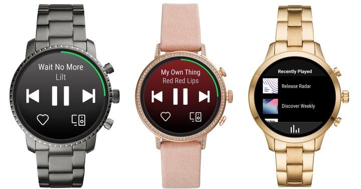 Spotify-Smart-Watch