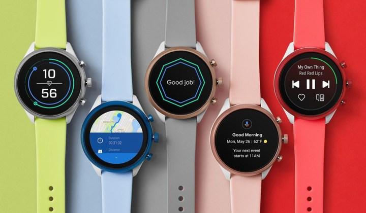 Fossil-Sport-smartwatch