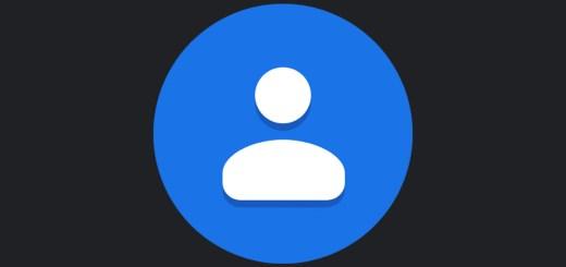 Google-Contacten-Donker-Thema
