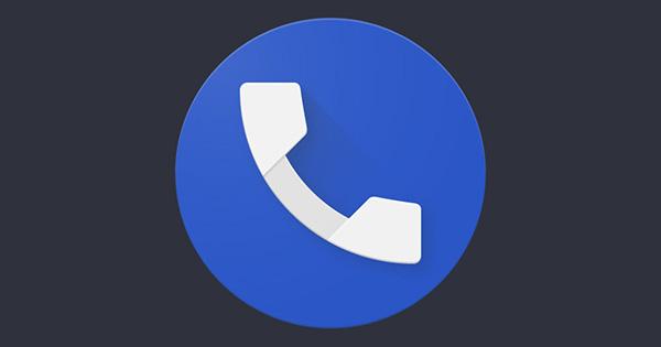 Google-Telefoon-app