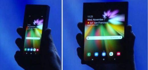 Samsung-opvouwbare-smartphone