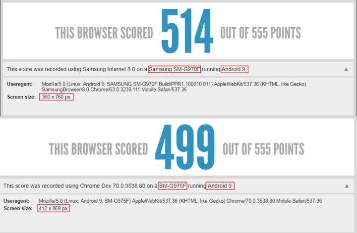 Galaxy-S10-Lite-browser-benchmark