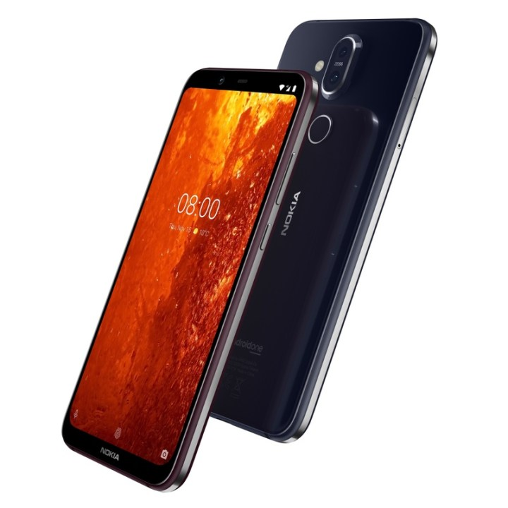 HMD-Global-Nokia-8.1
