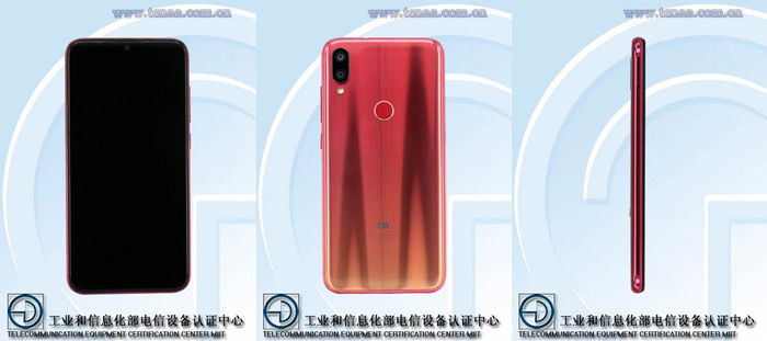 Xiaomi-Play-Redmi-7-TENAA