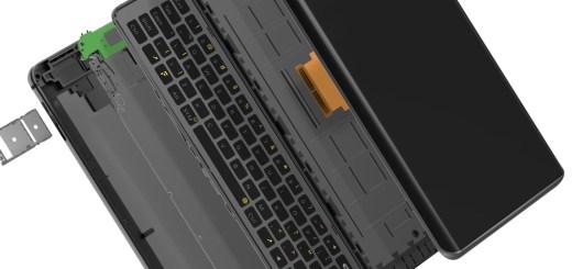Livermorium-smartphone-qwerty-toetsenbord